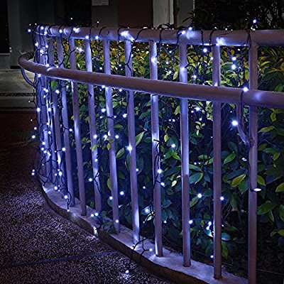 Solar outdoor string lights white only 699 aloadofball Gallery